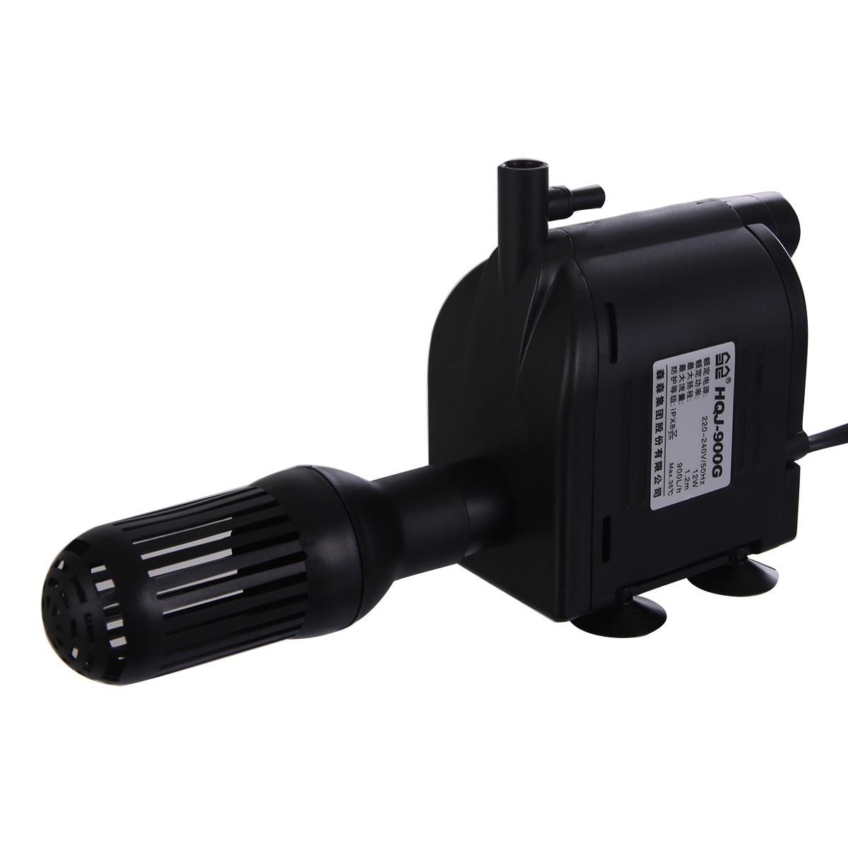 森森 多功能潜水泵HQJ-900G 过滤器12W