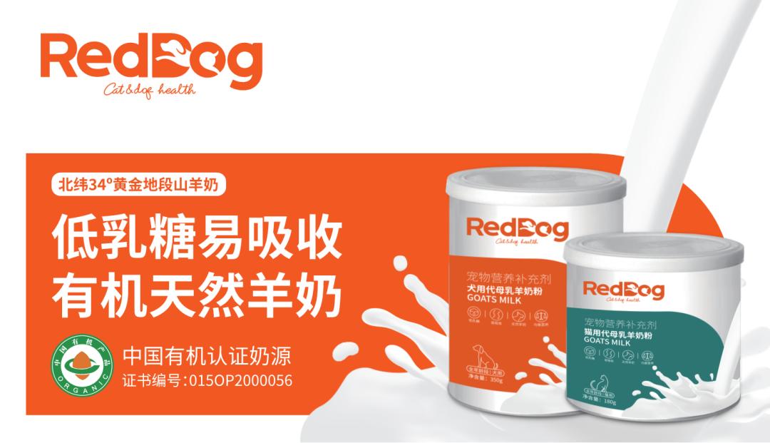 红狗新品有机代母乳羊奶粉,会成为红狗的爆款产品吗?